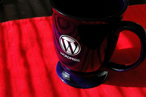 photo credit: WordPress Mug via photopin (license)